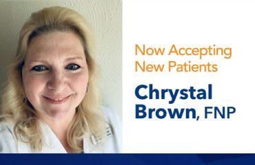 Chrystal Brown, APRN, FNP-C